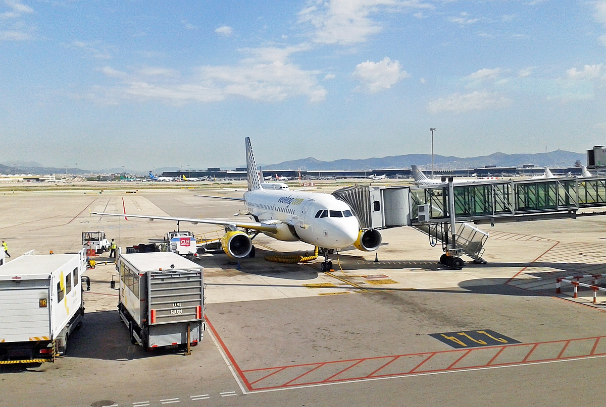Vueling Airlines – Airbus A319